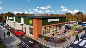 Vision+_Visualisering McDonald's Restaurant